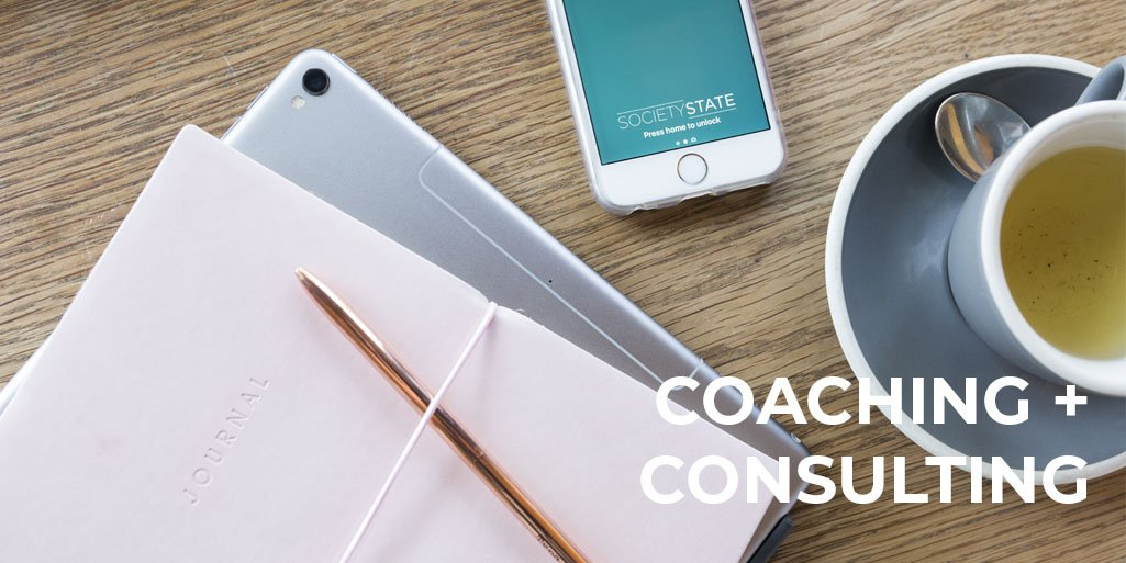 digital marketing coaching and consulting